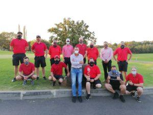 Gauteng Cup Winners 12 April